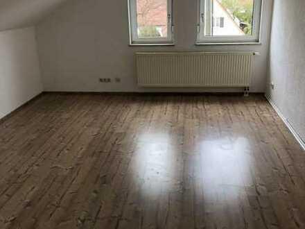 Attraktive, gepflegte 3-Zimmer-Dachgeschosswohnung zur Miete in Hurlach