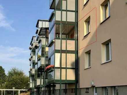 Top Etagenwohnung mit Balkon in Greiz zu verkaufen