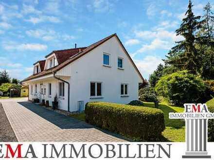 Eigentumswohnung mit großem Garten und Einfamilienhausfeeling