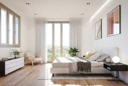 Exklusive DG-Wohnung auf ca. 122 m² mit großzügiger Loggia