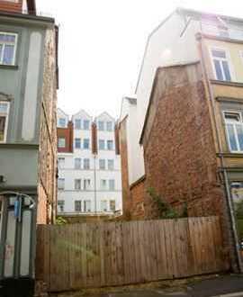 Zentrales Baugrundstück, Eisenach, Alexanderstraße 46