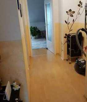 Neuwertige 3-Zimmer-DG-Wohnung mit Balkon in Werben