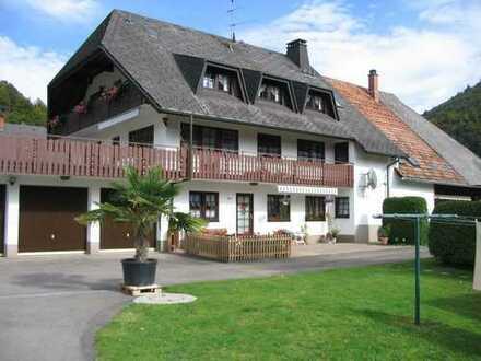 Immobilien-Esemble Schwarzwaldhaus mit 4 Familienwohnhaus und Grundstück