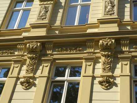 helle & schöne 4-Raum-Wohnung mit Balkon in ruhiger Innenstadtlage