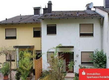 Reihenmittelhaus in ruhiger gesuchter Randlage von Neckargemünd