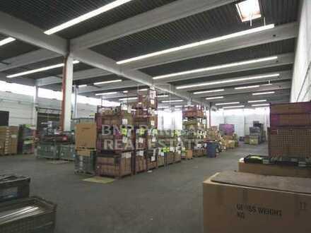 Lager- und Logistikhalle im Nord-Westen von München