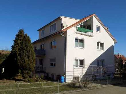 Familienfreundliche 4-Zimmer-Wohnung mit Aussicht