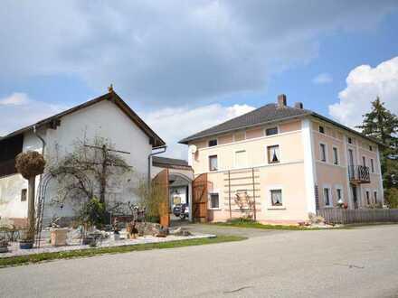 Bezaubernder 4-Seit-Hof bei Pfarrkirchen Ortsteil Oberham