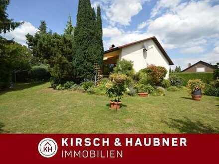 Geschütztes Familiendomizil  mit herrlichem Garten! Postbauer-Heng