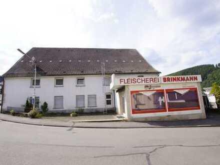Super gelegenes Ladenlokal in Werdohl-Kleinhammer mit vielen Möglichkeiten zum top Preis