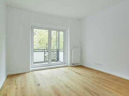 2-Zimmer Wohnung mit Balkon und Einbauküche