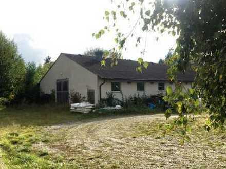 Lagerhalle (teilweise zum Selbstausbau) für 3,50EUR / m² in Hebertshausen