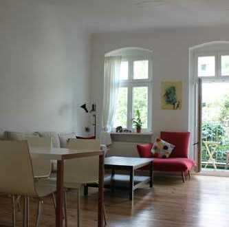 Charming stylish apartment in a great spot in Berlin, Friedrichshain-short term rent,max 11mnths