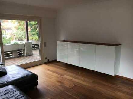 Großzügige 3 Zimmer Terrassenwohnung in Harlaching-Menterschwaige