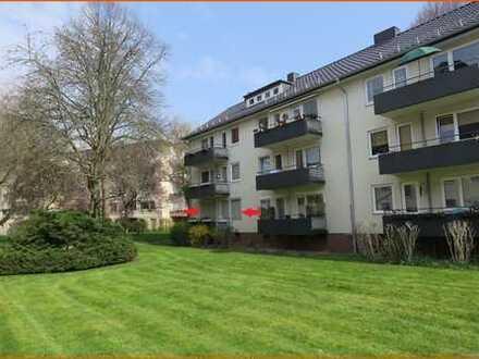 Mitten in Bremerhaven-Mitte - Hochparterre - ETW, auf Wunsch auch mit Ferienwohnungs-Einrichtung!