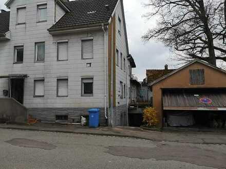 TOLLES WOHNHAUS oder Bauplatz für MFH. in A-Ebingen