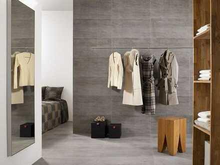 Toll geschnittene 3-Zimmer-Wohnung mit eigener Ankleide, Gäste-WC und Balkon