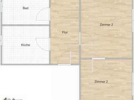 Schicke renovierte 2- Raum- Wohnung