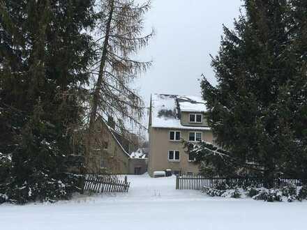 4-Raum-Wohnung im Grünen mit guter Anbindung