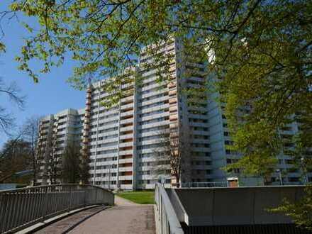 3,5-Zimmer-Wohnung mit Balkon - EIGENNUTZ ODER KAPITALANLAGE -