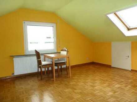 1-Zimmer Küche Bad Dachgeschosswohnung