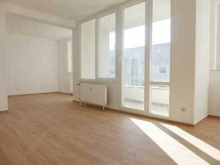 **WBS** Helle Single-Wohnung mit Balkon **Berlin und Potsdam liegen ganz nah**