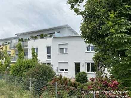 Modernes Maisonettenhaus im Süden von Landsberg a.L.