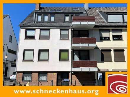 Gemütliche Wohnung mit modernem Bad und Balkon! Frei zum 01. Juli 2021