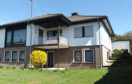 Einfamilienhaus mit Einliegerwohnung in bevorzugter Lage von Ferndorf