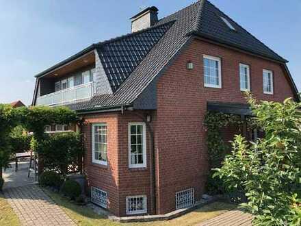 RUDNICK bietet 4 WÄNDE zum Wohlfühlen! Hochwertig ausgestattetes 1-2 Fam-Haus mit herrlichem Garten