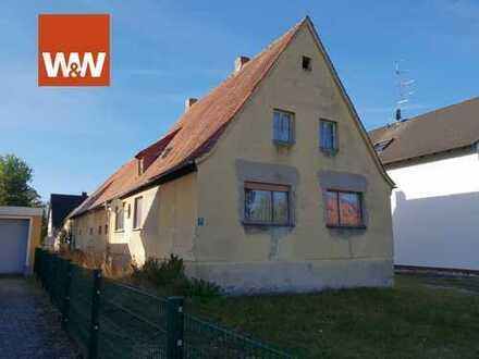 Grundstück mit Potenzial - Poxdorf, Schulstr. 22 -