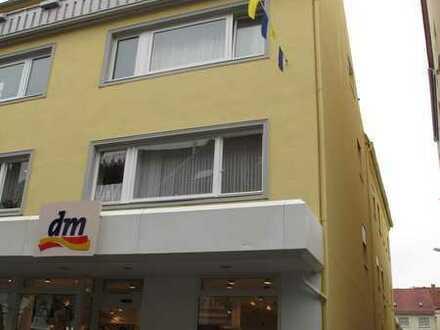 Geräumige, gepflegte 1-Zimmer-Wohnung zur Miete in Zweibrücken