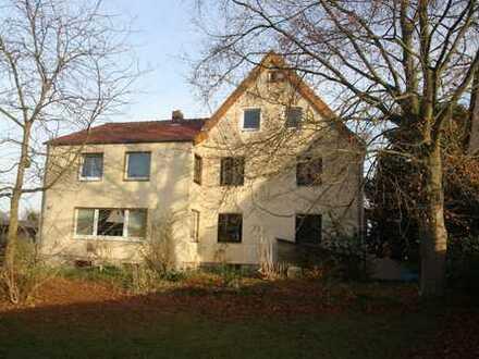 Attraktive 4,5-Zimmer-Hochparterre-Wohnung mit großem Balkon in Calberlah