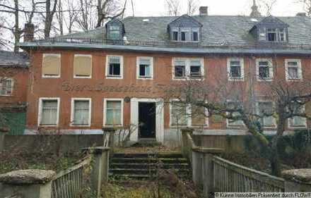 Provisionsfrei: Historisches Objekt mit Denkmalschutz sucht Projektentwickler - 700m² Nutzfläche