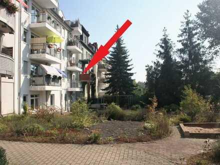 Funktionale Eigentumswohnung im Vogelviertel in Halle/S.