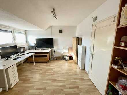 2 Zimmer Wohnung in einer WG