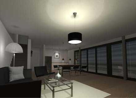 Modernes Architektenhaus, 4-Zimmer mit EBK