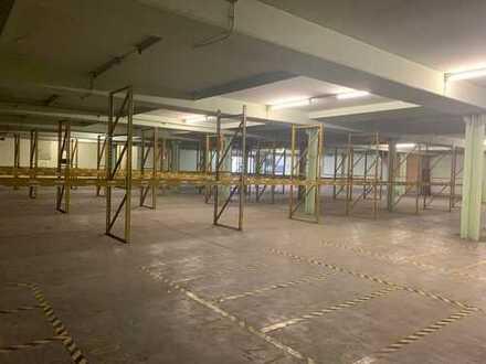 +++ 1.200qm Lager- und Hallenfläche in verkehrsgünstiger Lage von Weinheim +++