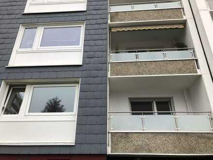 Erdgeschosswohnung in favorisierter Wohngegend