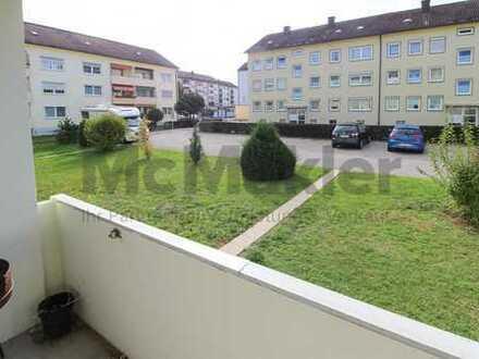 Neues Zuhause oder attraktive Kapitalanlage! Ruhige 3-Zi.-ETW mit Balkon in Kaufbeuren-Neugablonz!