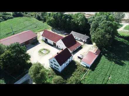 Gutshaus am See ... zu verpachten , in 86666 Burgheim