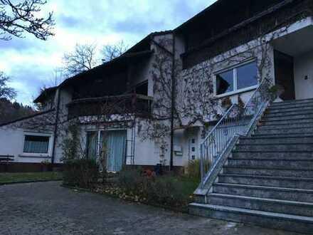 Gepflegte 3-Zimmer-EG-Wohnung mit Einbauküche in Heppenheim-Ober-Hambach (Bergstraße)