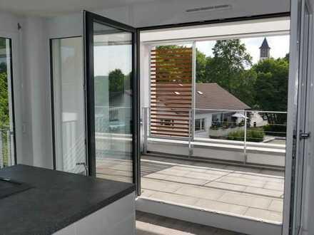 Moderne 2-Zimmer Wohnung Sindelfingen. Zentral und ruhig. Blick ins Grüne