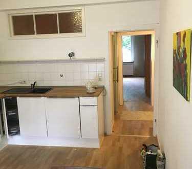 Teilmöbliertes, zentrales Wohnen in Köln-Deutz!1-Zimmer-Wohnung mit Balkon und EBK