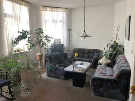 Gelegenheit! HB-Ostertor: Große Wohnung + gr. Dachterrasse + Ladengeschäft, Toplage!