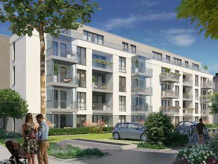 4-Zimmer-Penthouse in der Wiesbadener Straße