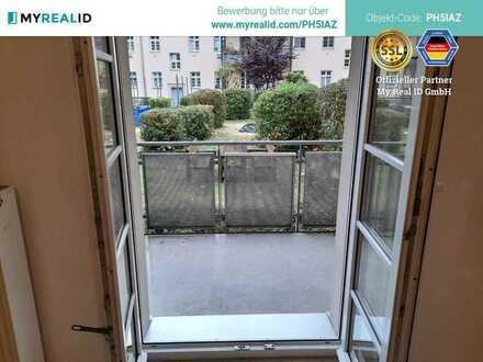 Wohnen im bester Lage in St. Johannis mit Balkon