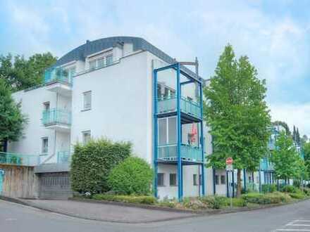 Barrierefreie und äusserst gepflegte 3-Zimmer-Erdgesschosswohnung in ruhiger Wohnanlage / Tiefgarage