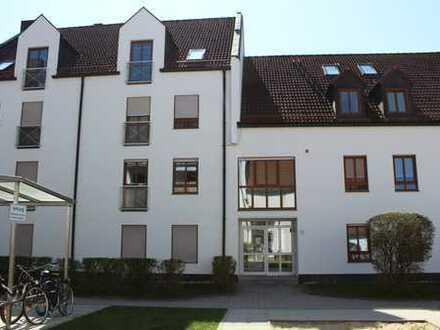 Helle, sehr gepflegte Drei-Zimmer-Eigentumswohnung mit Südbalkon in Neutraubling