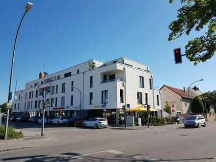 Neubau: Fast Erstbezug! Helle 3 Zimmer Penthouse-WE., ca. 109 m² Wfl., direkt am Hbf.